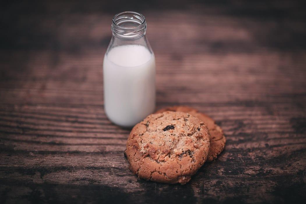 Lait cookies