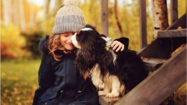 cohabitation chien et enfants