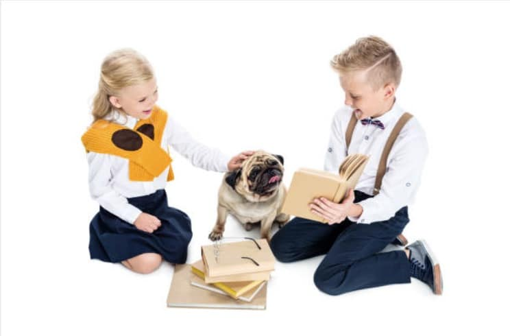 enfants musee du chien new york
