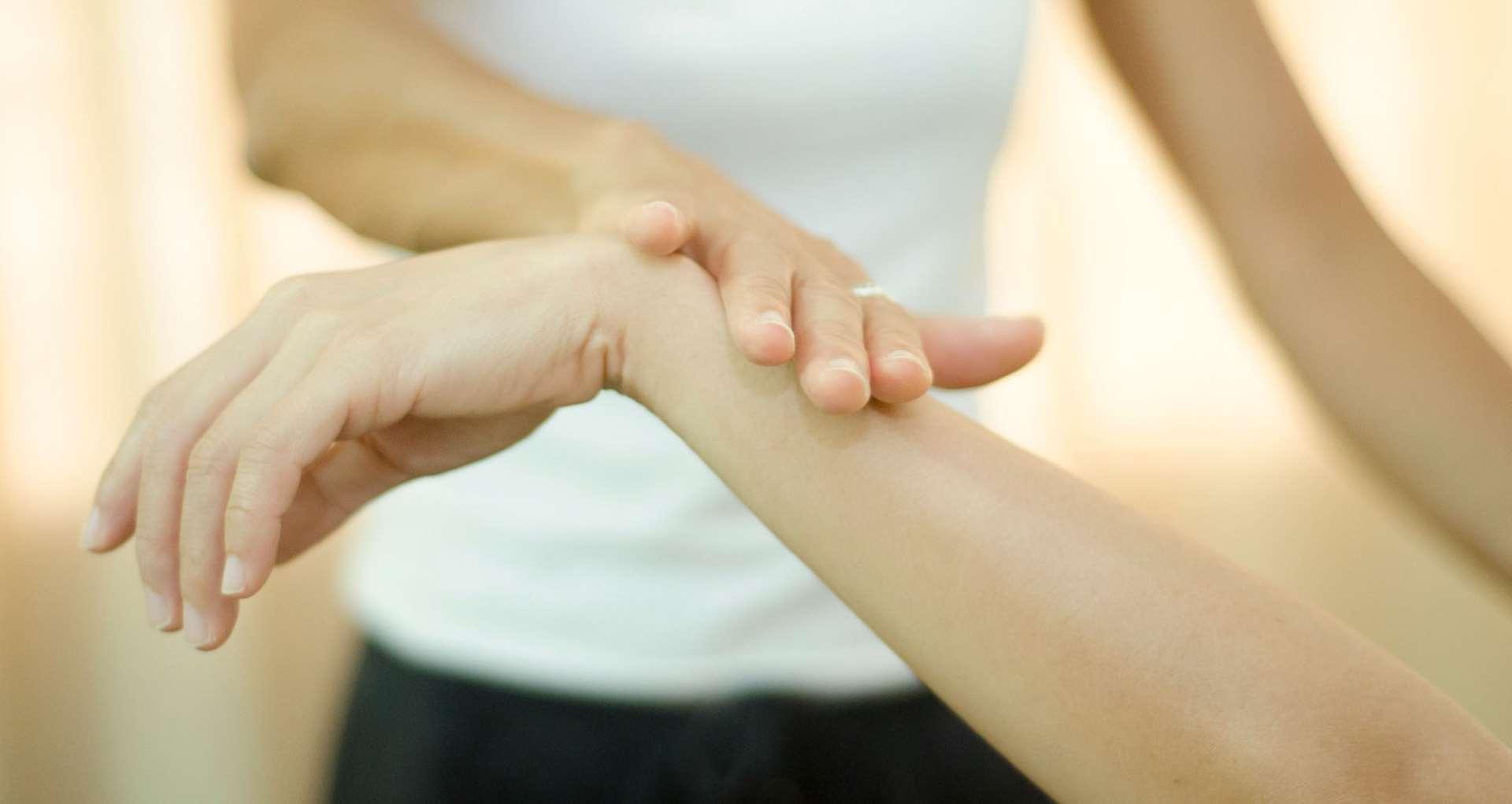 technique du test musculaire