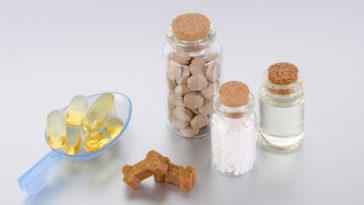 compléments alimentaires pour chien